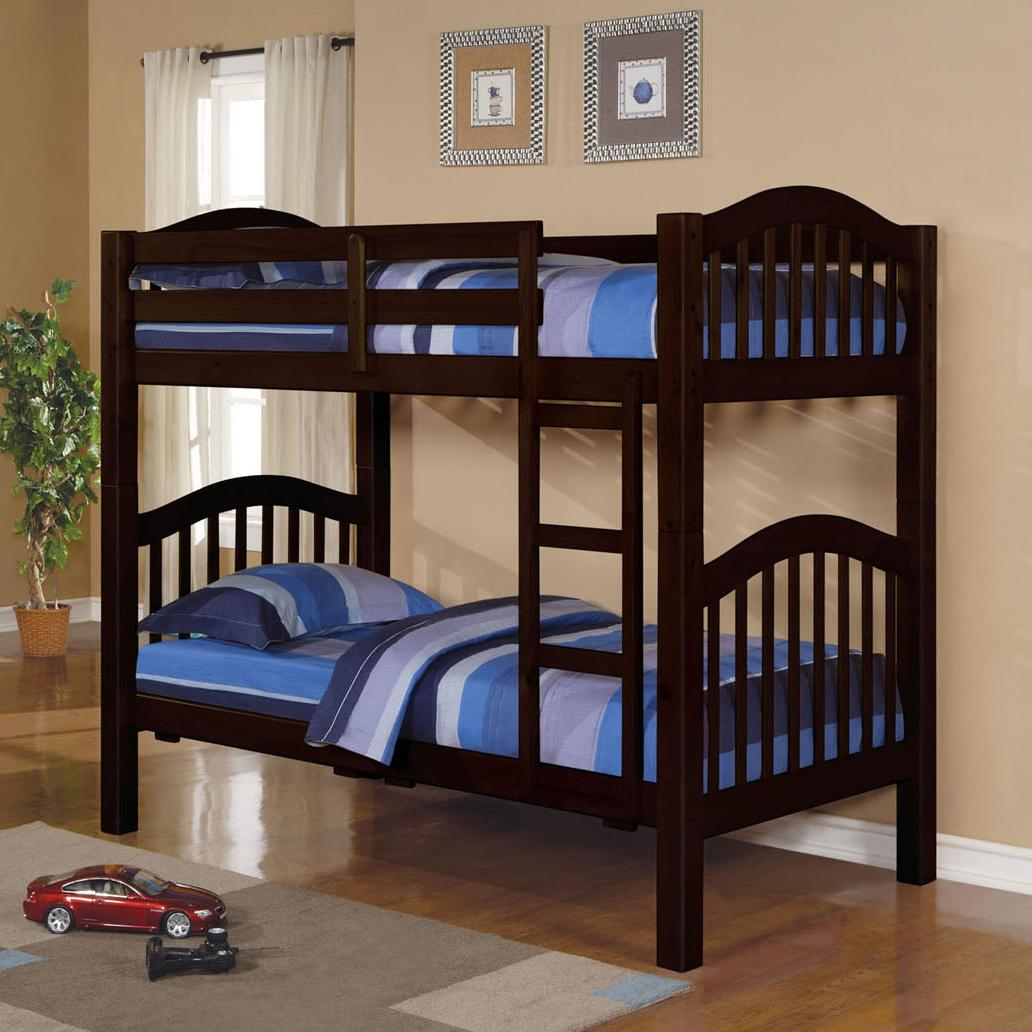 Acme Furniture Heartland  Bunkbed - Item Number: 02554