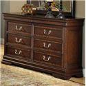 Acme Furniture Hennessy Dresser - Item Number: 19455
