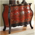 Acme Furniture Iden Cherry Bombay Chest - Item Number: 90016