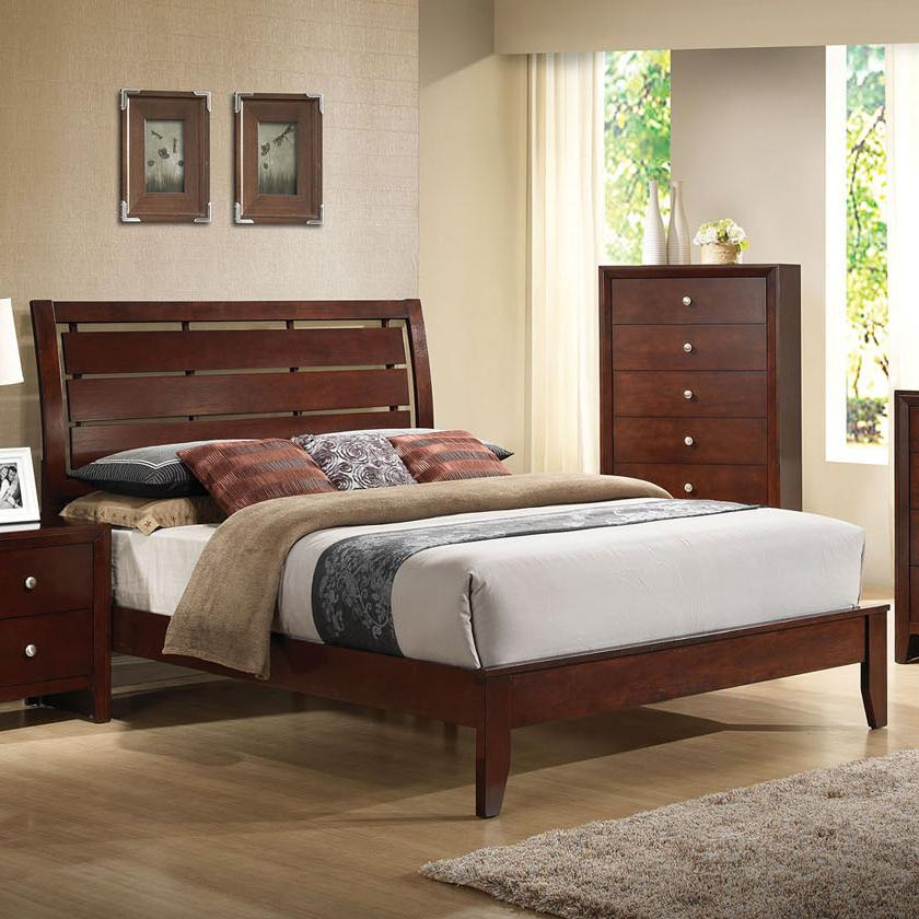 Acme Furniture Ilana King Bed - Item Number: 20397EK