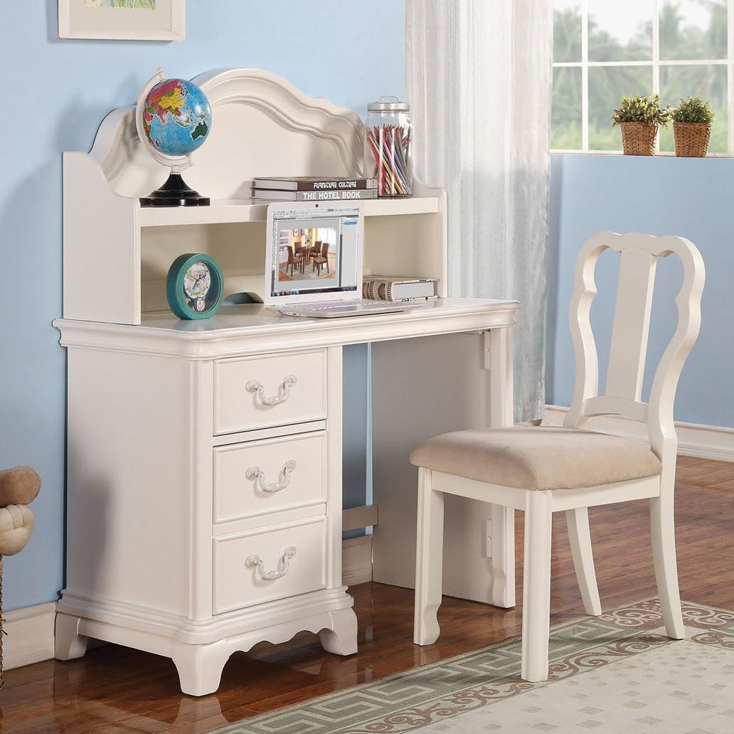 Acme Furniture Ira Desk and Hutch - Item Number: 30152+30153