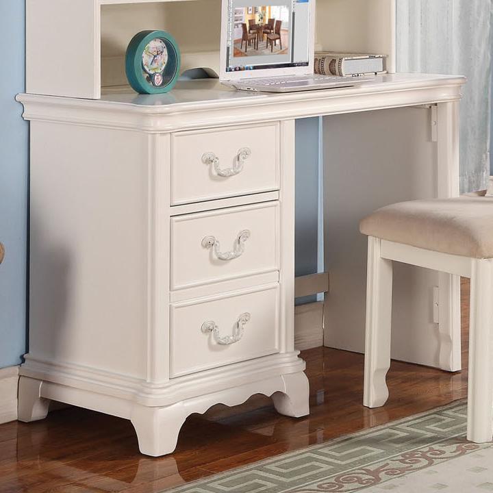 Acme Furniture Ira Single Pedestal Desk - Item Number: 30152
