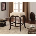 Acme Furniture Kakabel Counter-Height Stool - Item Number: 96614