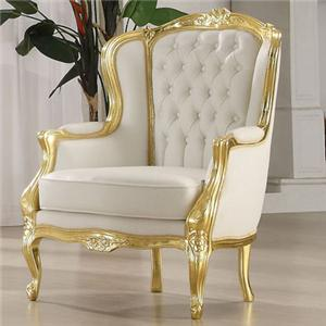 Acme Furniture Kassim Accent Wing Chair
