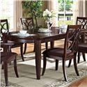 Acme Furniture Keenan Formal Dining Table - Item Number: 60255