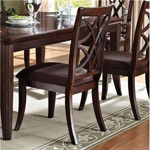 Acme Furniture Keenan Dining Side Chair