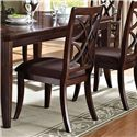 Acme Furniture Keenan Dining Side Chair - Item Number: 60257