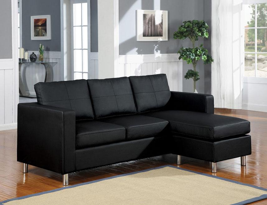 Acme Furniture Kemen  Reversible Chaise Sectional - Item Number: 15065