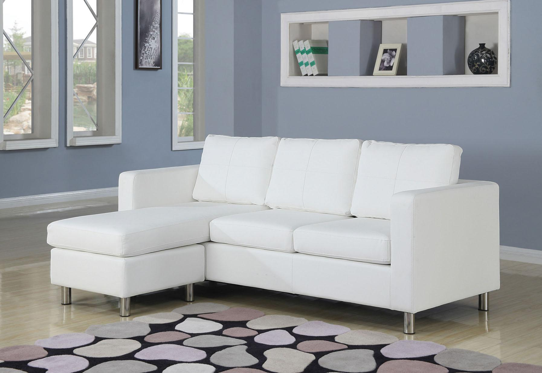 Acme Furniture Kemen Reversible Chaise Sectional - Item Number: 15068