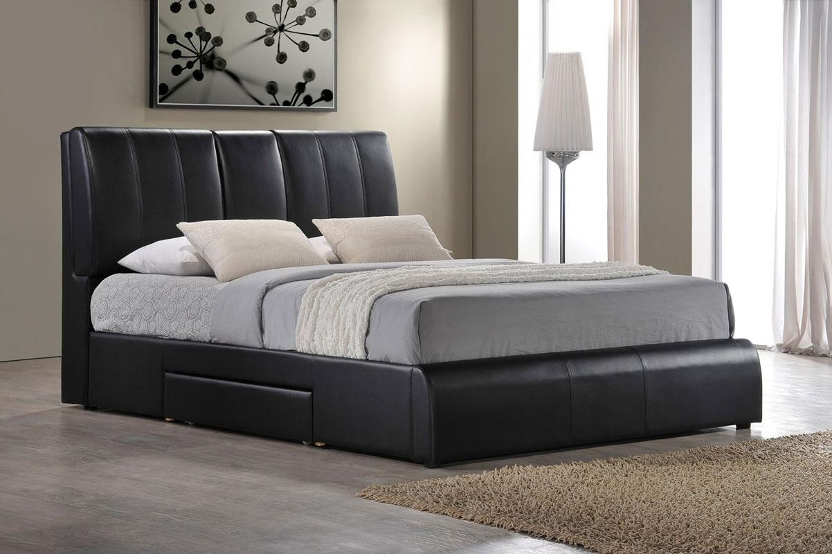 Acme Furniture Kofi Upholstered King Bed - Item Number: 21266EK
