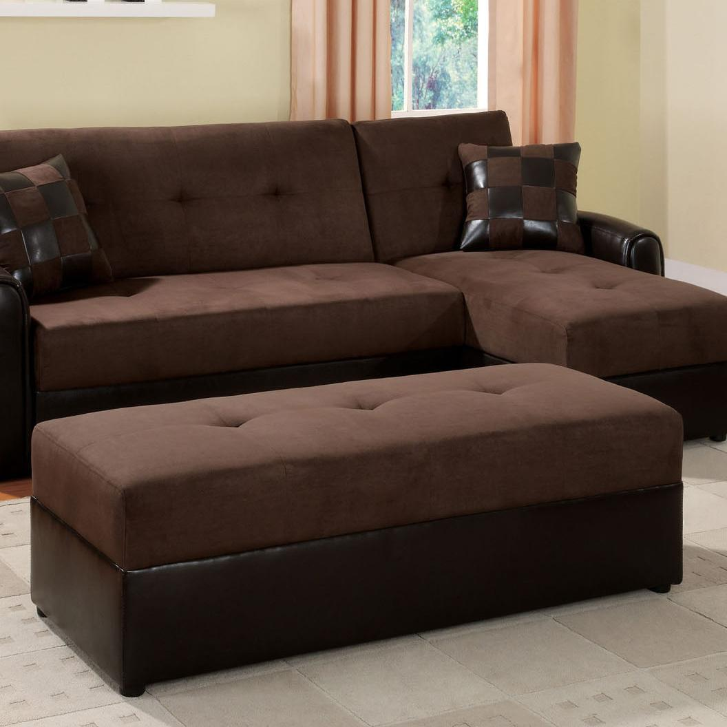 Acme Furniture Lakeland Ottoman - Item Number: 15777