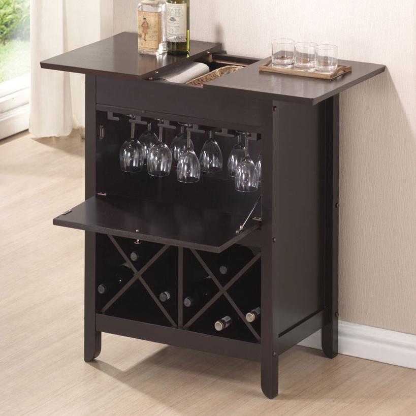 Acme Furniture Leo Wine Bar - Item Number: 12240