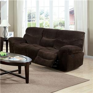 Acme Furniture Loakim Sofa W/Motion