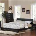 Acme Furniture London Platform King Bed - Item Number: 20057EK