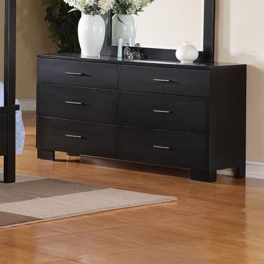 Acme Furniture London Contemporary Dresser - Item Number: 20065