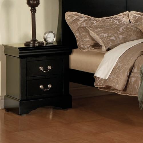 Acme Furniture Louis Philippe III Nightstand - Item Number: 19503