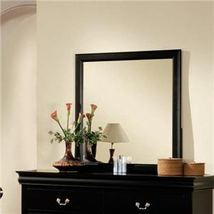 Acme Furniture Louis Philippe III Mirror