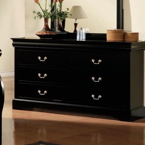 Acme Furniture Louis Philippe III Dresser - Item Number: 19505