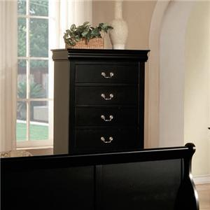 Acme Furniture Louis Philippe III Chest