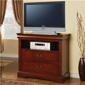 Acme Furniture Louis Philippe III TV Console