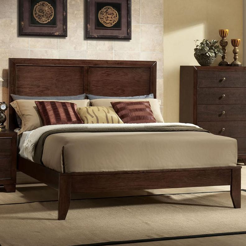 Acme Furniture Madison Cal King Bed - Item Number: 19564CK