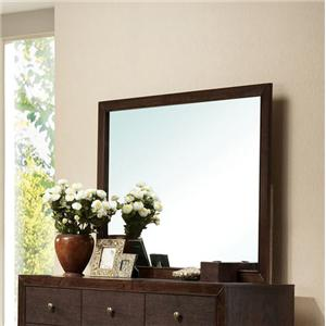 Acme Furniture Madison Dresser-top Mirror