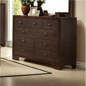 Acme Furniture Madison 9-Drawer Dresser