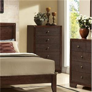 Acme Furniture Madison Chest of Drawers