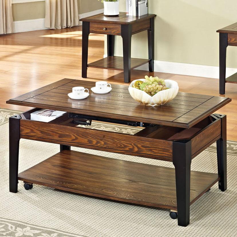 Acme Furniture Magus Coffee Table with Lift Top - Item Number: 80260