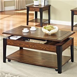 Acme Furniture Magus Coffee Table with Lift Top