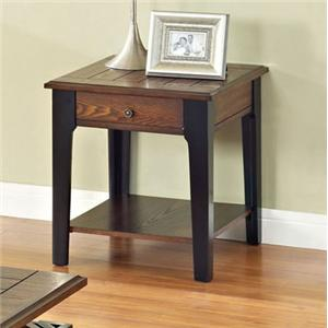 Acme Furniture Magus End Table