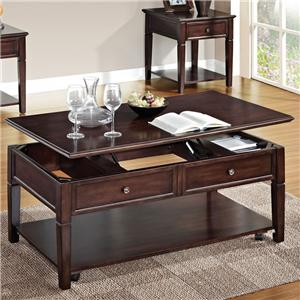 Acme Furniture Malachi Coffee Table
