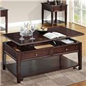 Acme Furniture Malachi Coffee Table - Item Number: 80254