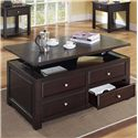 Acme Furniture Malden Coffee Table - Item Number: 80257