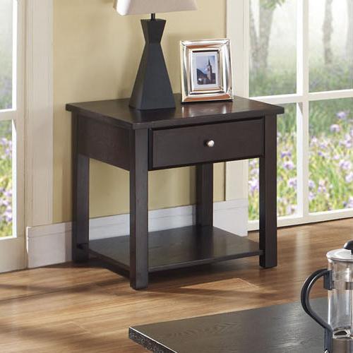 Acme Furniture Malden End Table - Item Number: 80258
