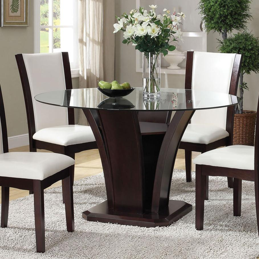 Acme Furniture Malik Casual Dining Table - Item Number: 70500