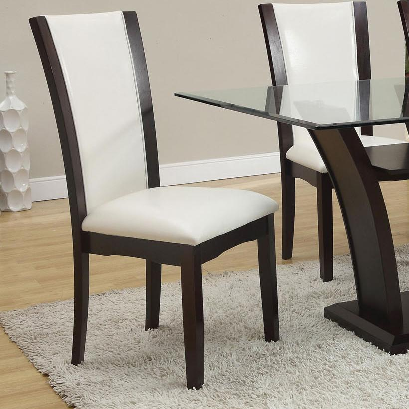 Acme Furniture Malik Dining Side Chair - Item Number: 70502