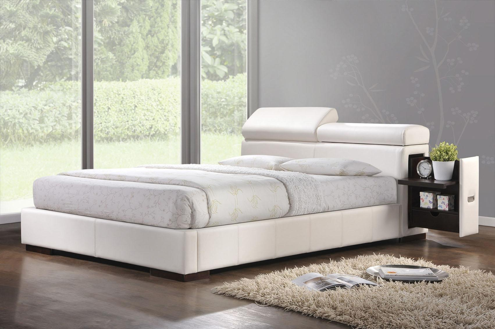 Acme Furniture Manjot Cal King Bed - Item Number: 20414CK