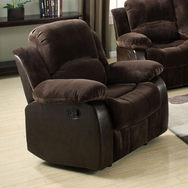 Acme Furniture Masaccio Recliner - Item Number: 50472