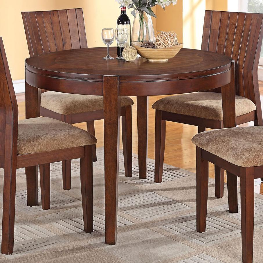 Acme Furniture Mauro 70542 Round Casual Dining Table