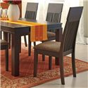 Acme Furniture Medora Mission Dining Side Chair - Item Number: 00856