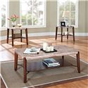 Acme Furniture Nadav 3-Piece Occasional Set with Coffee/End Tabl - Item Number: 80085