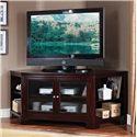Acme Furniture Namir Corner TV Stand - Item Number: 91057