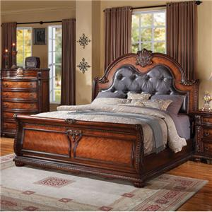Acme Furniture Nathaneal Queen Bed