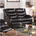 Acme Furniture Noah Reclining Love Seat - Item Number: 50831-Espresso