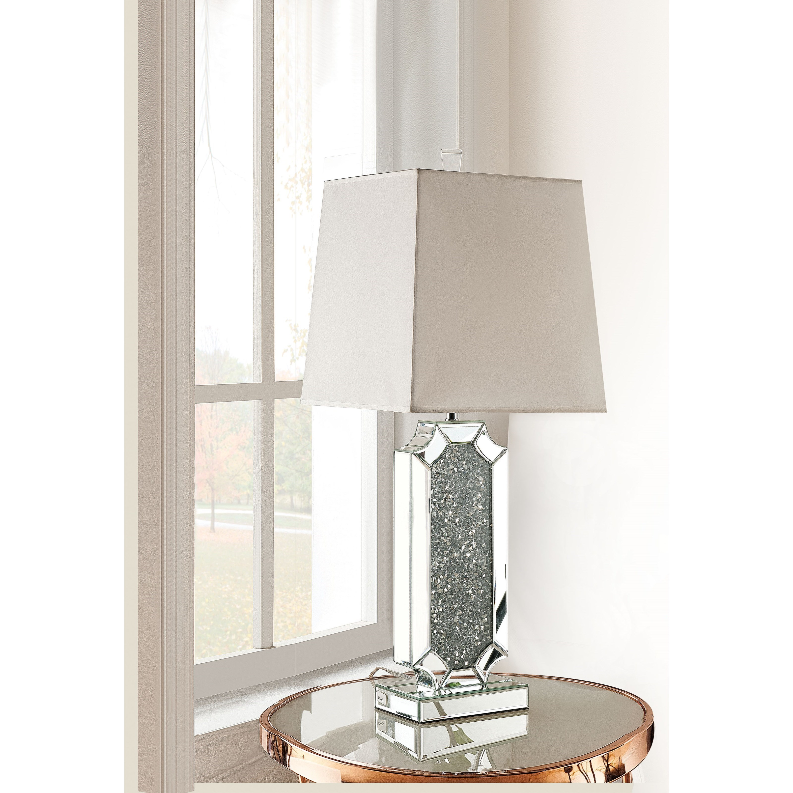 Acme Montgomery Set of 2 Table Lamp 03172A