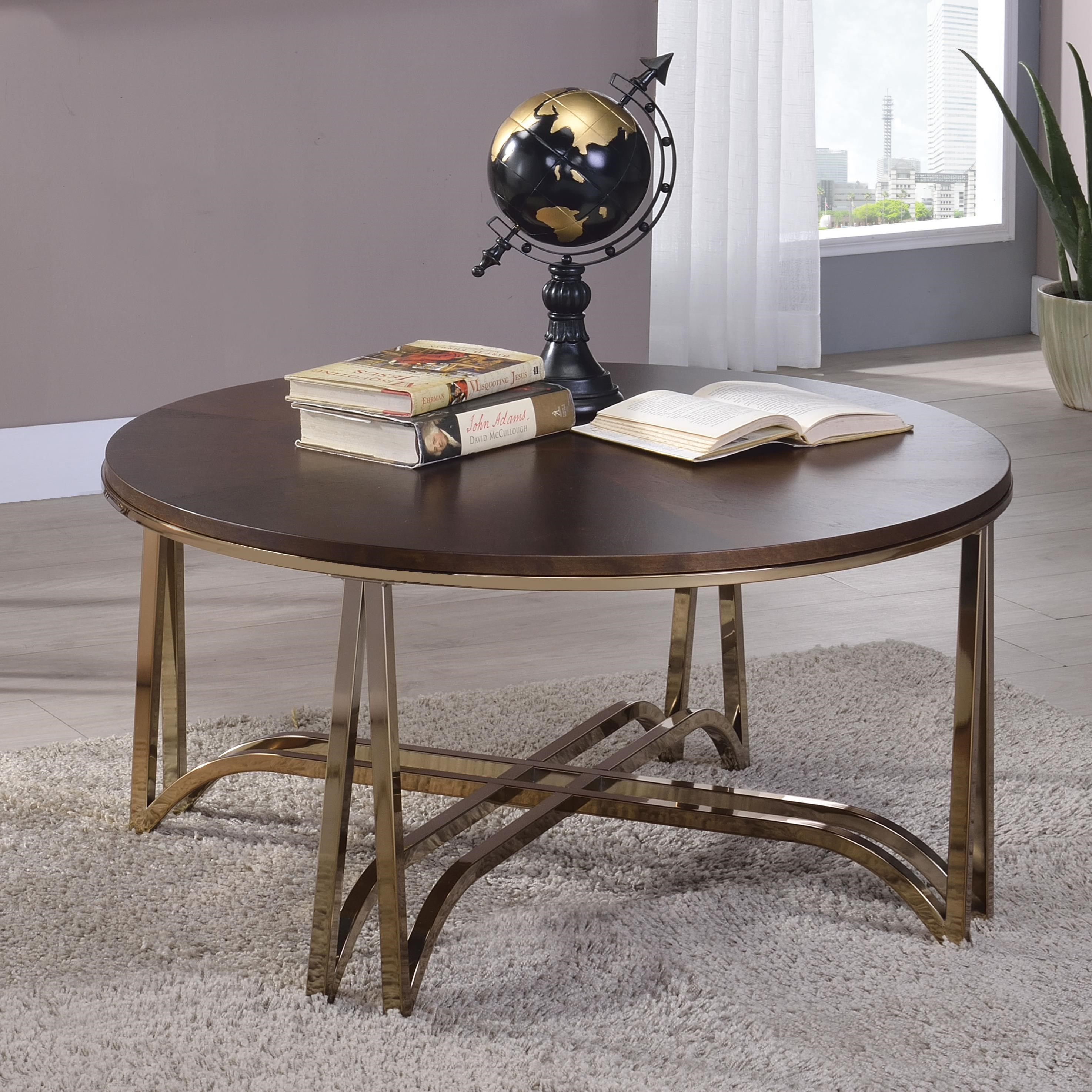 Novus Coffee Table by Acme Furniture at Carolina Direct