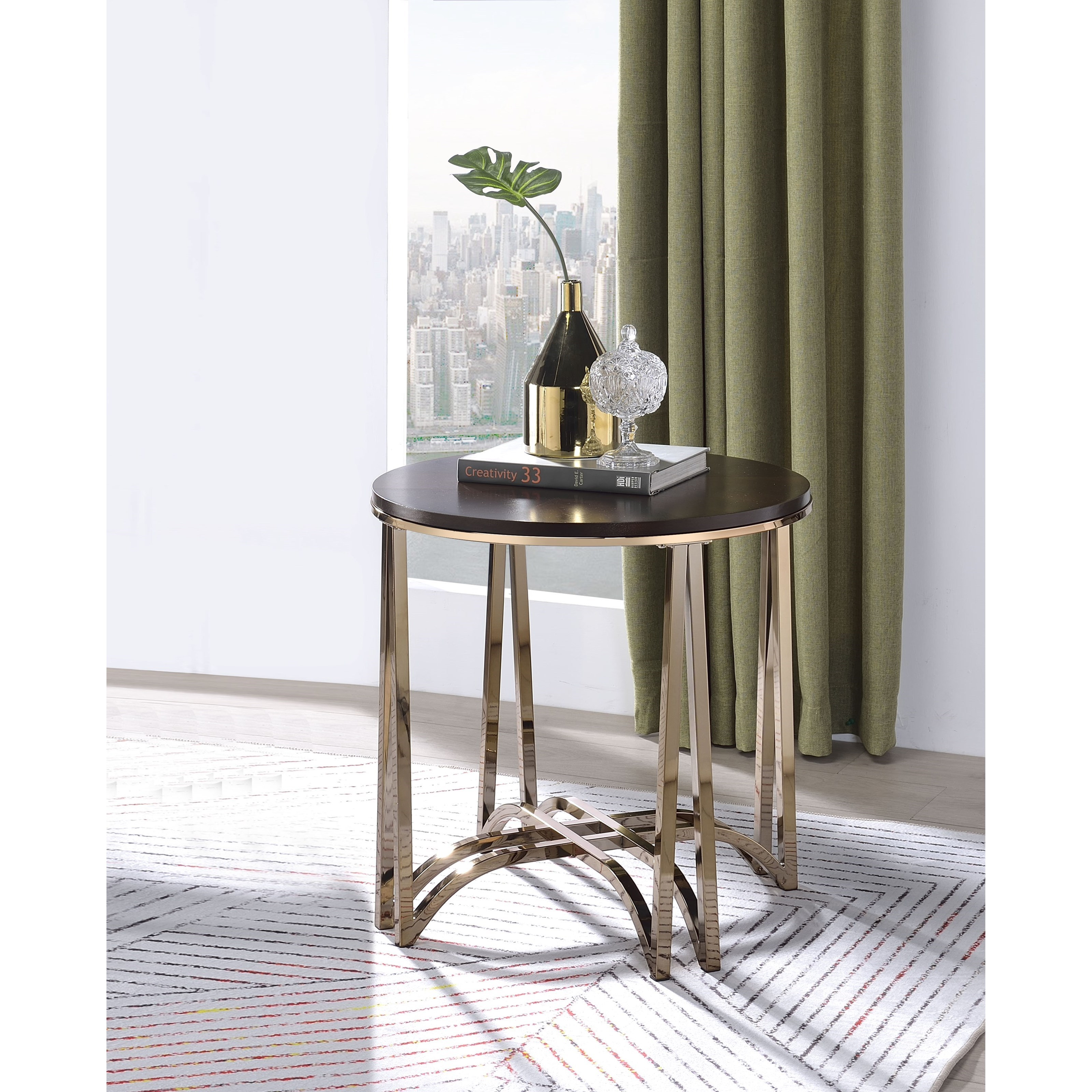 Novus End Table by Acme Furniture at Carolina Direct