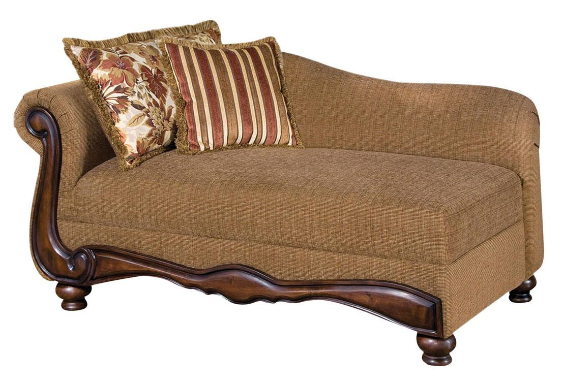Acme Furniture Olysseus Chaise - Item Number: 50312