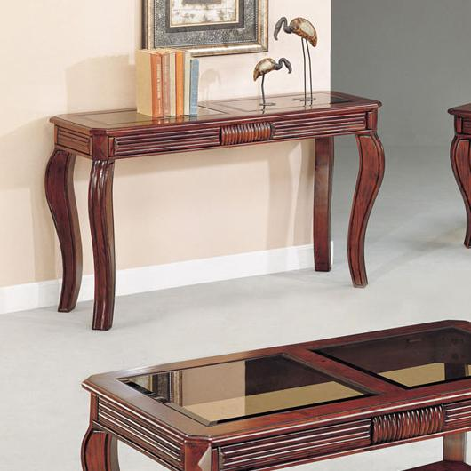 Acme Furniture Overture Sofa Table - Item Number: 06153
